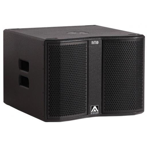 Master Audio N12w Subgrave Amplificado [0]