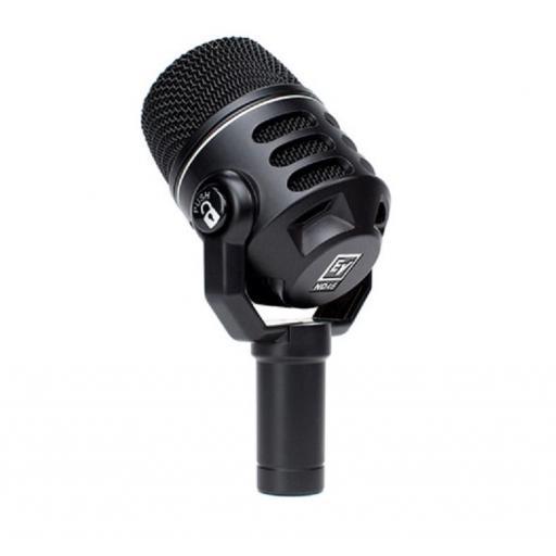 Electro Voice Nd46 Micrófono Dinámico