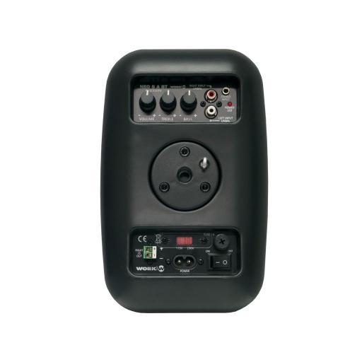 Work Neo 5A Bt Negro Altavoz amplificado para instalación (Pareja) [1]
