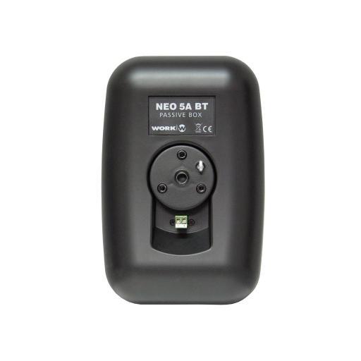 Work Neo 5A Bt Negro Altavoz amplificado para instalación (Pareja) [2]