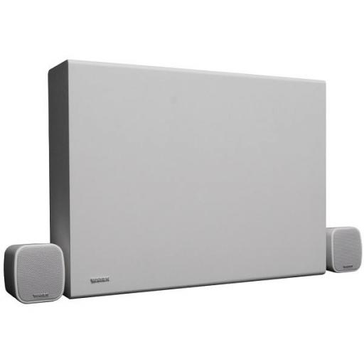 Work Neo Set 100 Bt Blanco Sistema de audio con Bluetooth