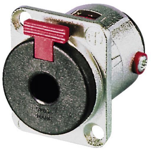 Neutrik Nj-3Fp6C Conector Jack Estéreo Chásis