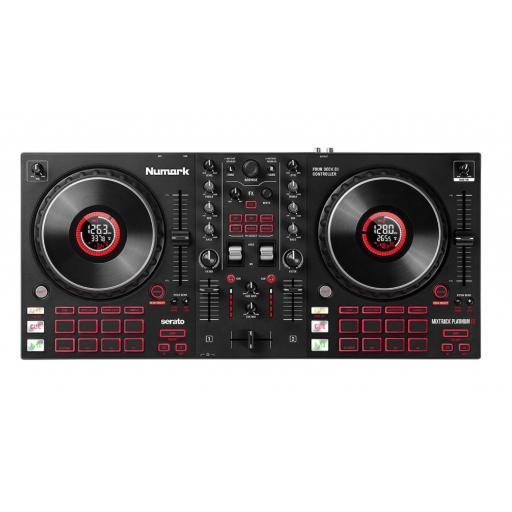 Numark MixTrack Platinum Fx Controladora Dj