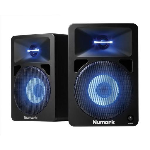 Numark NWave580L Monitores Amplificados de Sobremesa