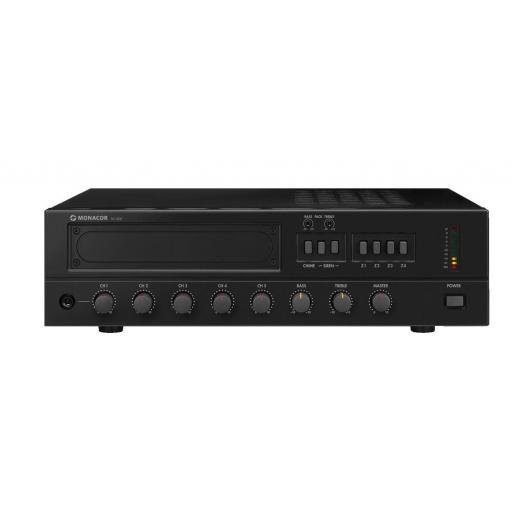 Monacor Pa-1200 Amplificador/Mezclador para Megafonía [0]