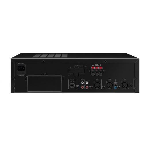 Monacor Pa-1200 Amplificador/Mezclador para Megafonía [1]