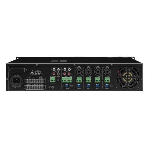 Monacor Pa-8120Rcd Amplificador / Mezclador para megafonía [1]