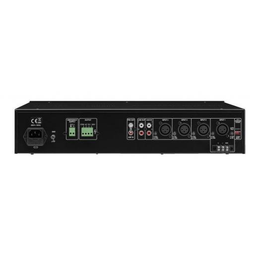 Monacor Pa-900 Amplificador / Mezclador para megafonía [1]