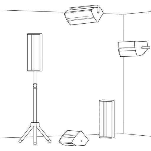 Stage Line Pab-306 Caja Acústica [3]