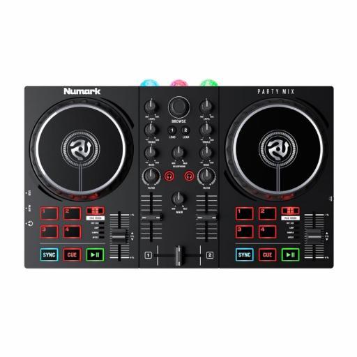 Numark Party Mix II Controlador Dj [0]