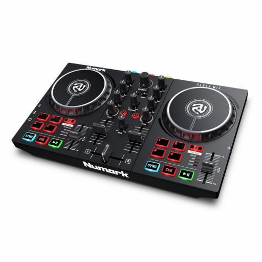 Numark Party Mix II Controlador Dj [1]