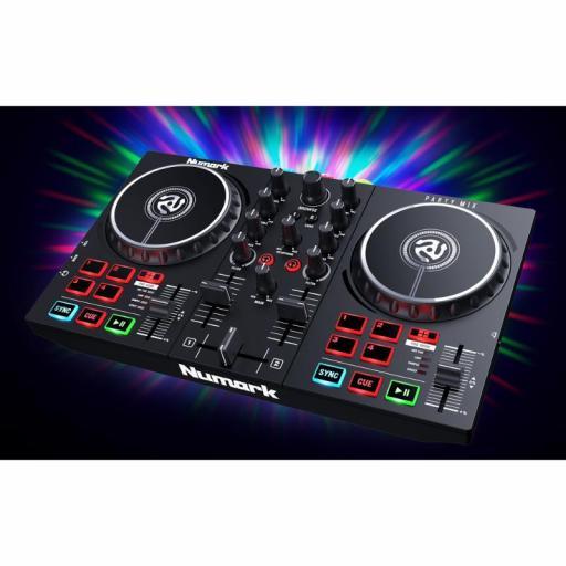 Numark Party Mix II Controlador Dj [3]