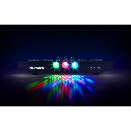Numark Party Mix Live Controlador Dj [2]