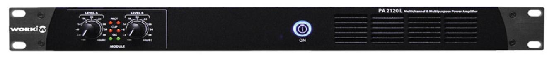 Work Pa 2120L Amplificador para Megafonía