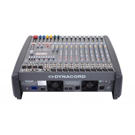 Dynacord PowerMate 1000-3 Mesa de Mezclas Amplificada [1]