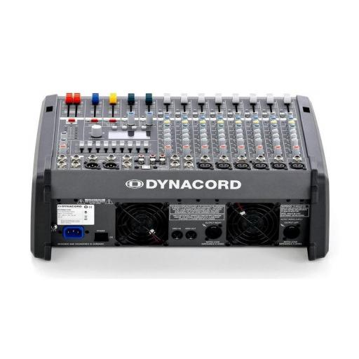 Dynacord PowerMate 600-3 Mesa de Mezclas Amplificada [1]