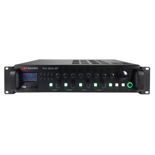 Mark Pm 1204 Bt Amplificador para Megafonía