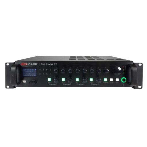 Mark Pm 2404 Bt Amplificador para Megafonía