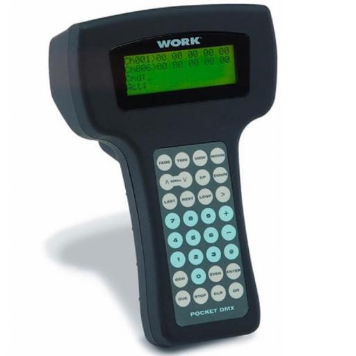 Work Pocket Dmx Tester Dmx