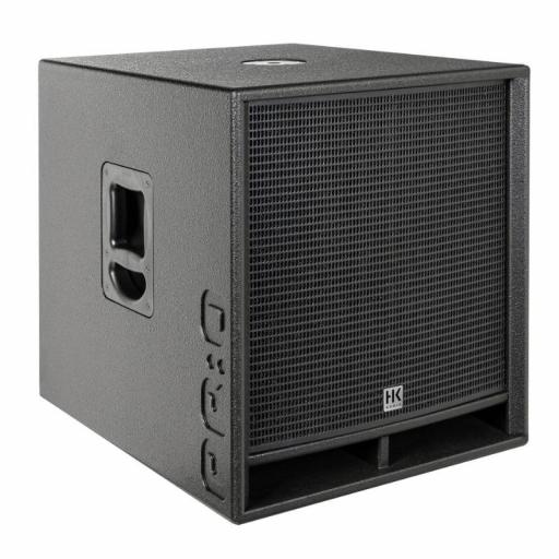 Hk Audio Pr:O 118 Sub D2 Subgrave Amplificado