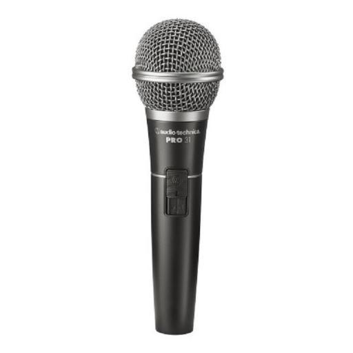 Audio-Technica Pro31Qtr Micrófono dinámico