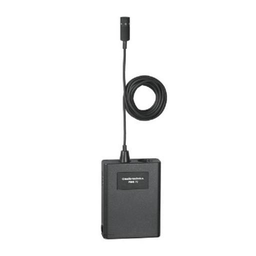Audio-Technica Pro70 Micrófono de condensador cardioide lavalier [0]