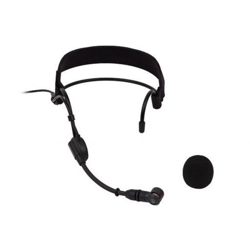 Audio-Technica Pro9cW Micrófono de Diadema