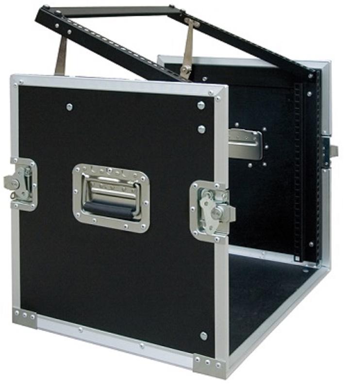 Flight Case Combinado 10U Work RackTour Mix 10