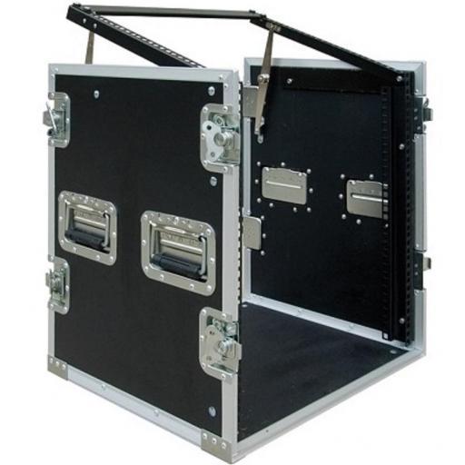 Flight Case Combinado 12U Work RackTour Mix 12