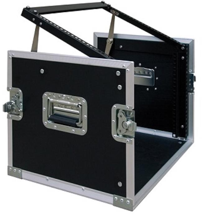 Flight Case Combinado 8U Work RackTour Mix 8