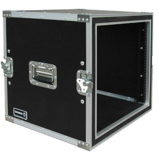 Flight-Case 10 U Anti-Shock Work RackTour Pro 10 [1]