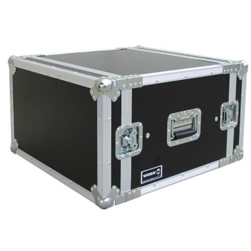 Flight-Case 6 U Anti-Shock Work RackTour Pro 6