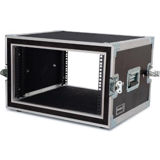 Flight-Case 6 U Anti-Shock Work RackTour Pro 6 [1]