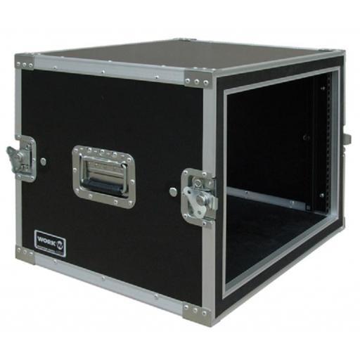 Flight-Case 8 U Anti-Shock Work RackTour Pro 8 [1]