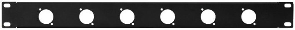 Tapa de Rack Perforada Rcp-8731U
