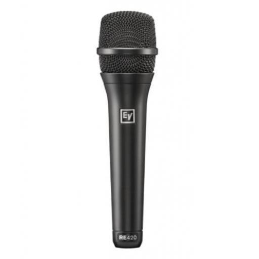 Electro Voice Re-420 Micrófono de Condensador