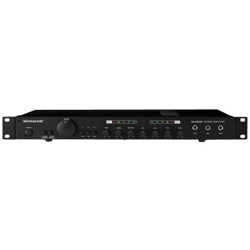 Monacor Sa-230/Sw Amplificador/Mezclador Estéreo