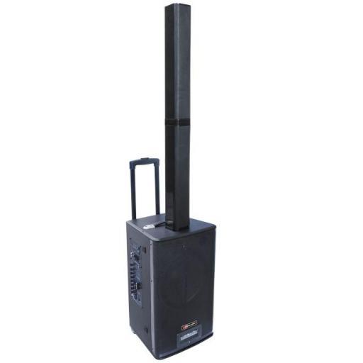 Mark Set Combo 1000 Bat Sistema de Audio Portátil