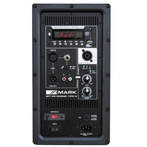 Mark Set Mk Bigman 1000A Sistema de Sonido [1]