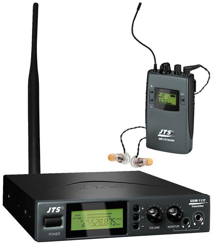 Jts Siem-111/5 Sistema Monitorización In-Ear