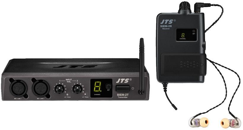 Jts Siem-2/5 Sistema Monitorización In-Ear