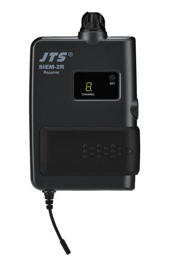 Jts Siem-2/R5 Receptor Inalámbrico In-Ear