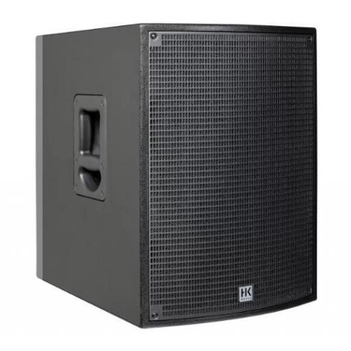 Hk Audio Sonar 115 Sub D Subgrave Amplificado
