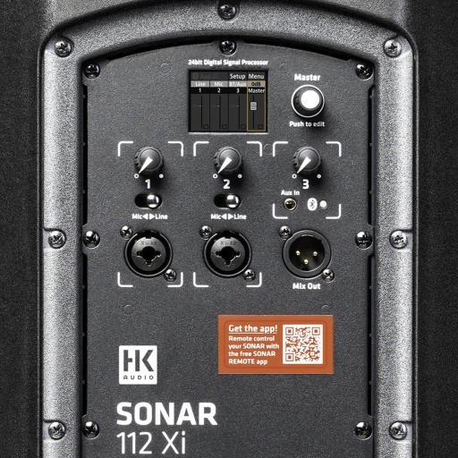 Hk Audio Sonar 112 Xi Altavoz Amplificado con BlueTooth [2]