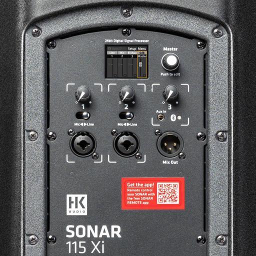 Hk Audio Sonar 115 Xi Altavoz Amplificado con BlueTooth [2]