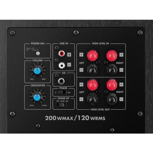 Stage Line Sound-100Sub Subgrave Amplificado [1]