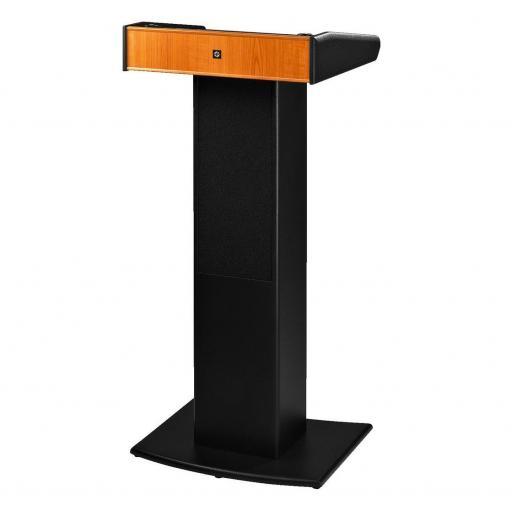 Monacor Speech-104D Atril Profesional con Amplificador Integrado