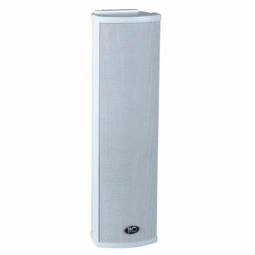 "Itc T-701H Columna Acústica 2x3.5"" 20 Watios IP66"