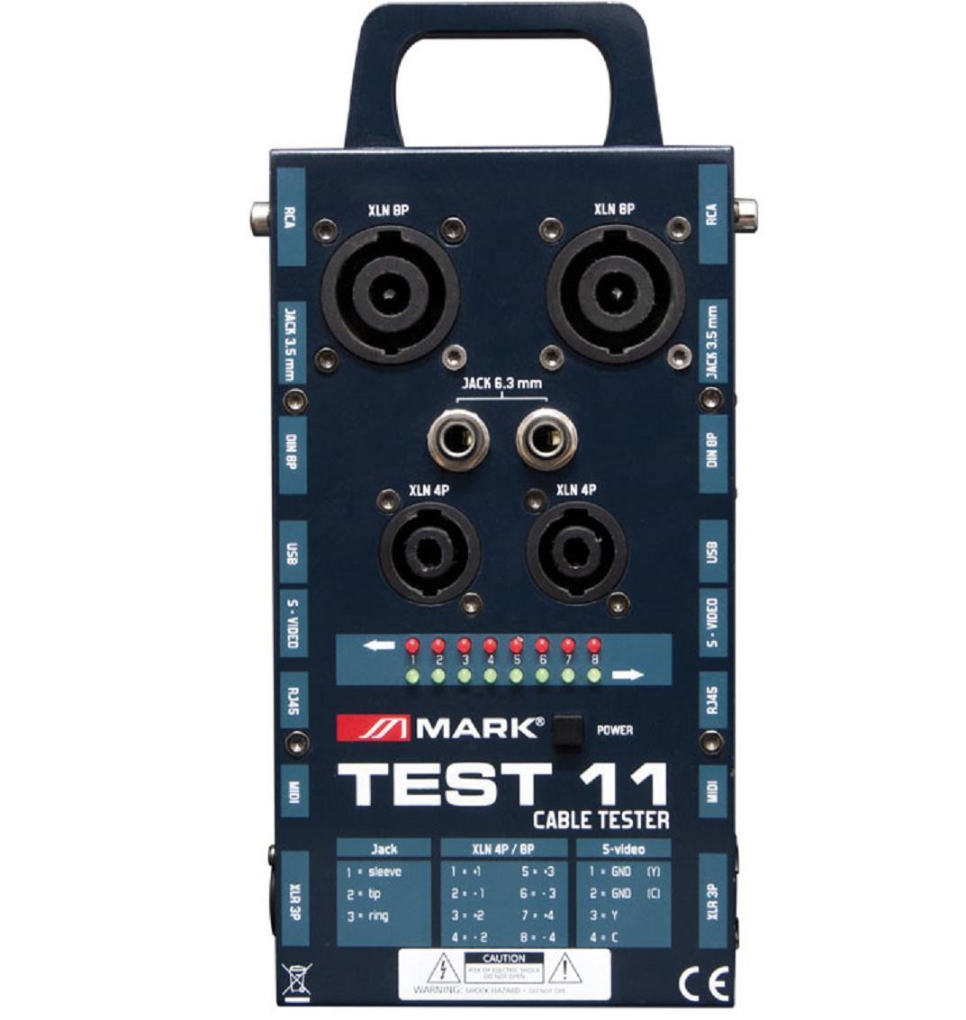 Mark Test 11 Comprobador de Cables