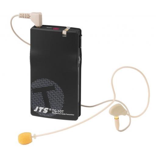 Jts Tg-10T/1 Emisor para Sistema de Visita Guiada